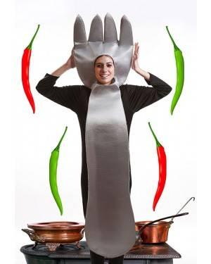 Costume Forchetta Adulto T. M/L