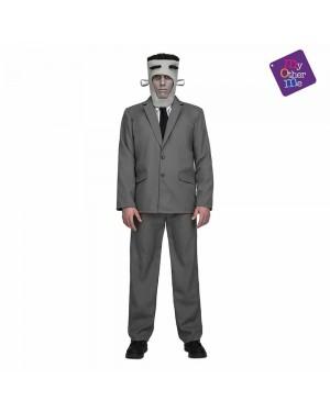 Costume Frankenstein M/L per Carnevale | La Casa di Carnevale