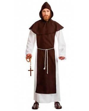 Costume Frate Medievale Tg. M/L