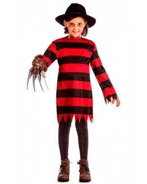 Costume Freddy Bambina Tg. 5-6 Anni