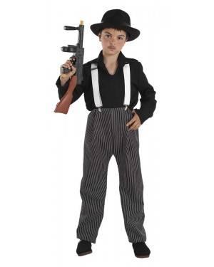 Costume da Gangster Bambino
