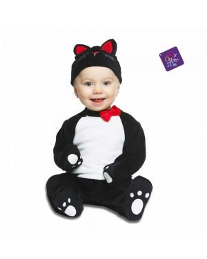 Costume Gattino Nero Bimbi per Carnevale | La Casa di Carnevale