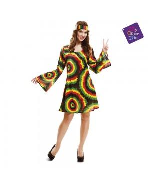 Costume Giamaicana M/L per Carnevale | La Casa di Carnevale