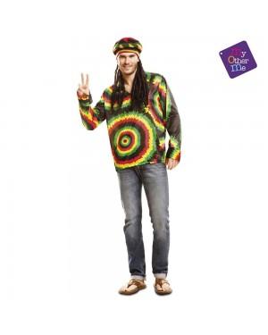 Costume Giamaicano M/L per Carnevale | La Casa di Carnevale