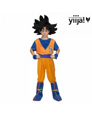 Costume Goku Bambino per Carnevale | La Casa di Carnevale