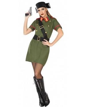Costume Guardia Civile Donna per Carnevale | La Casa di Carnevale