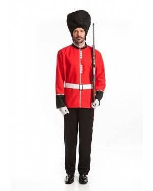 Costume Guardia Reale Adulto T. M/L
