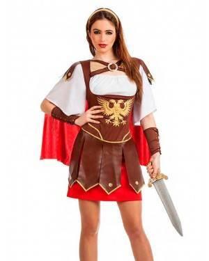 Costume Guerriera Romana Aquila per Carnevale | La Casa di Carnevale