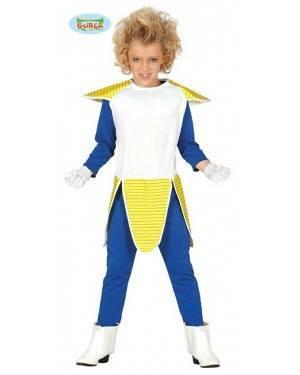 Costume Guerriero Spacio Bambino