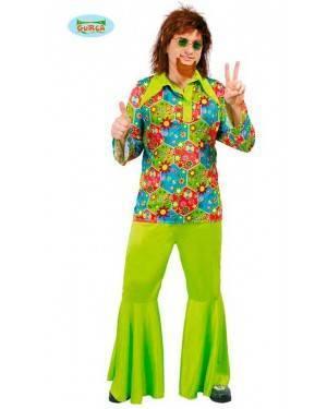 Costume Hippe Flower Power