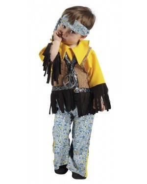 Costume da Hippie Bimbo