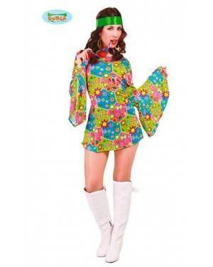 Costume Hippie Flower Donna