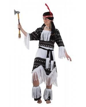 Costume da Indiana Cherokee Adulto