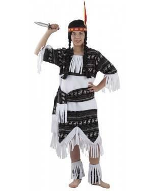 Costume da Indiana Cherokee Bambina
