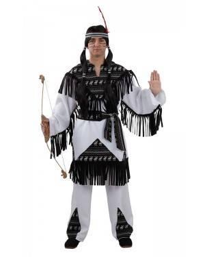 Costume da Indiano Cherokee Adulto