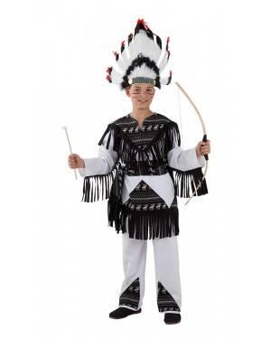 Costume da Indiano Cherokee Bambino
