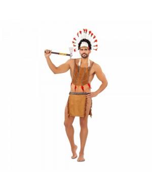 Costume Indiano Sexy Uomo per Carnevale | La Casa di Carnevale