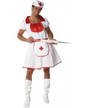 Costume Infermiera Adulto per Carnevale