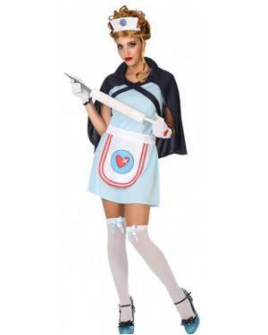 Costume Infermiera Donna per Carnevale | La Casa di Carnevale