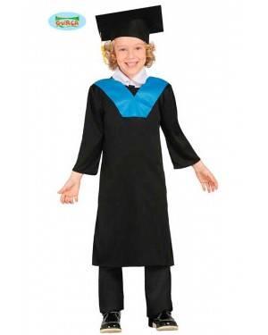 Costume Laureato Blu Bambini