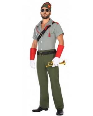 Costume Legionario Adulto per Carnevale | La Casa di Carnevale