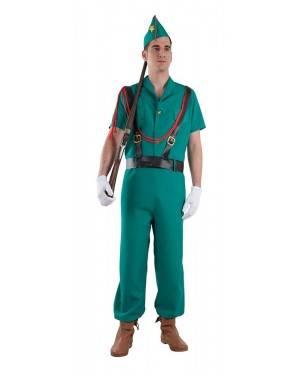 Costume da Legionario Uomo Adulto per Carnevale | La Casa di Carnevale