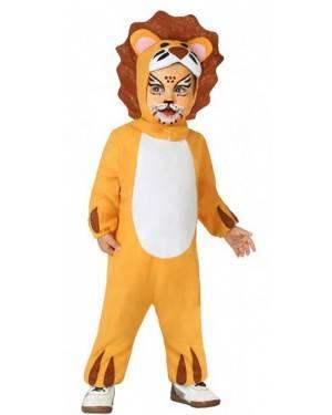 Costume Leone Criniera Bebè per Carnevale | La Casa di Carnevale
