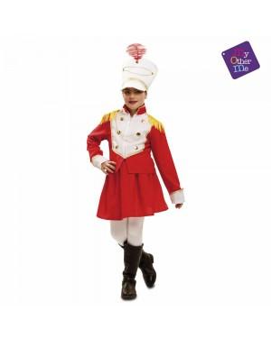 Costume Majorette Bambina per Carnevale | La Casa di Carnevale