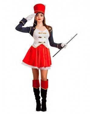 Costume Majorette Tg. XL