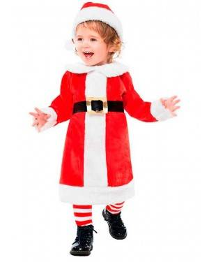 Costume Mamma Natale per Carnevale | La Casa di Carnevale
