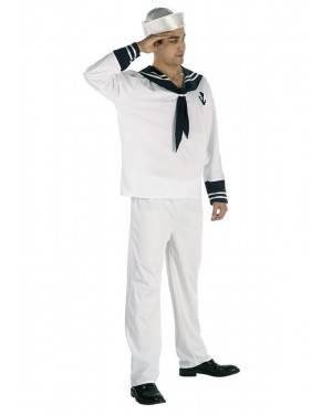 Costume Marinaio Adulto T. M/L