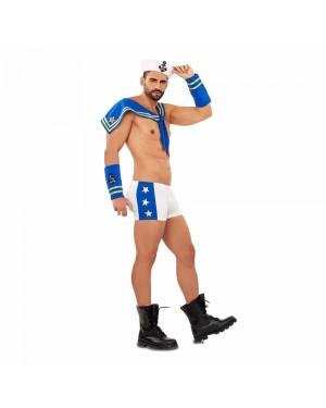 Costume Marinaio Sexy Uomo per Carnevale | La Casa di Carnevale