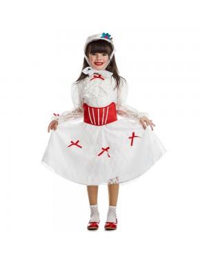 Costume Mary Poppins Bambina per Carnevale | La Casa di Carnevale