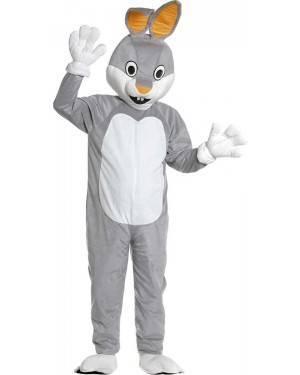 Costume da Mascotte Coniglio Adulto M/L