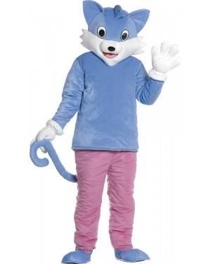 Costume da Mascotte Gatto Adulto M/L