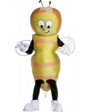 Costume da Mascotte Vespa Adulto M/L