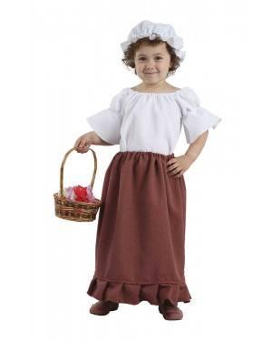 Costume da Medievale Bambina per Carnevale | La Casa di Carnevale