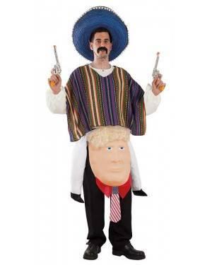 Costume da Messicano-Donald Adulto XL