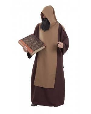 Costume da Monaco Medievale Adulto XL