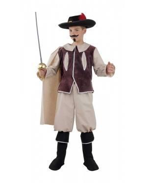 Costume da Moschettiere Bimbo