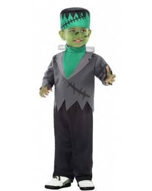 Costume Mostro Frankenstein Bebè per Carnevale | La Casa di Carnevale