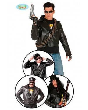 Costume Giacca Motociclista Adulto