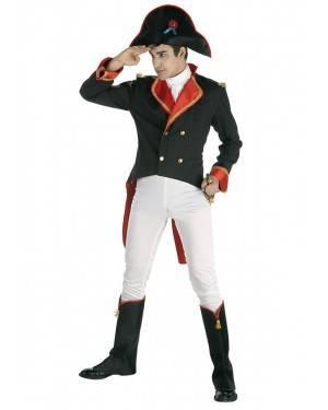 Costume Napoleone Adulto Taglia M/L per Carnevale | La Casa di Carnevale