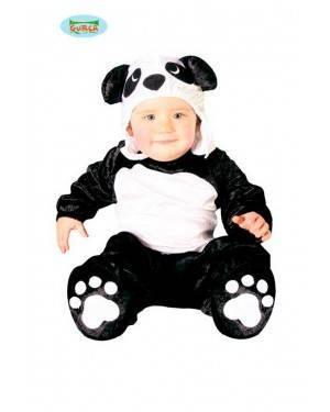 Costume Orsetto Panda Baby
