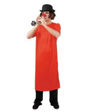 Costume da Pagliaccio con Veste Lunga Adulto per Carnevale | La Casa di Carnevale