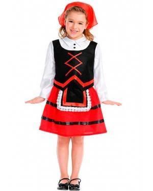 Costume Pastorella Tg. 10-12 Anni