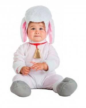 Costume Piccola Pecora Baby Tg. 1-2 Anni