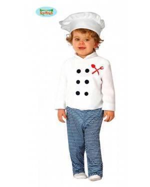 Costume Piccolo Cuoco Baby