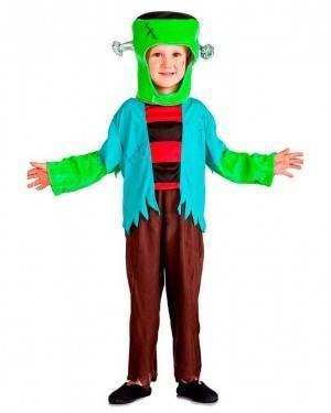 Costume Piccolo Frankenstein per Carnevale | La Casa di Carnevale