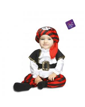 Costume Piccolo Pirata Bimbi  per Carnevale | La Casa di Carnevale